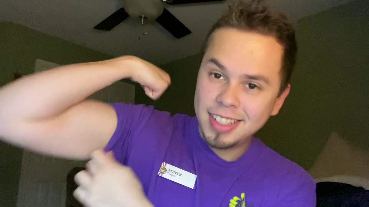 ASMR Personal Trainer Workout 💪 (Roleplay, Whispers