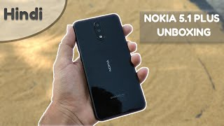 Nokia 5.1 Plus Smartphone || Unboxing and full Review || Hindi