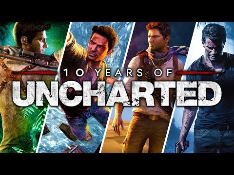 10 Years of UNCHARTED - How Naughty Dog Created A Legend