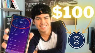 How To Transfer $100 From SweatCoin To PayPal (SweatCoin PayPal Transfer 2020) 🔥 screenshot 3