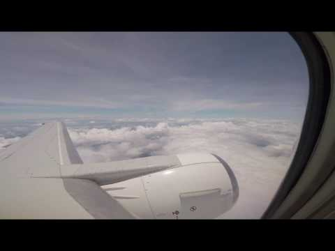 Surinam Airways Flight 421 from PBM to GEO