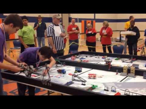 Stephen Decatur Middle School FIRST Robotics Run