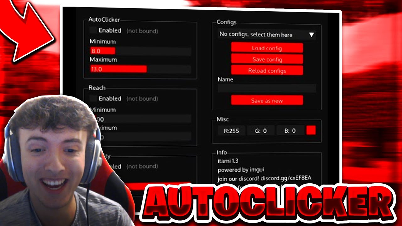 Cheater uses FREE AUTOCLICKER and almost BYPASSES the Screenshare?!