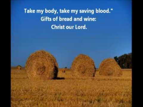 Gifts of bread and wine by Kathryn Crosweller  (Still Is the Word)
