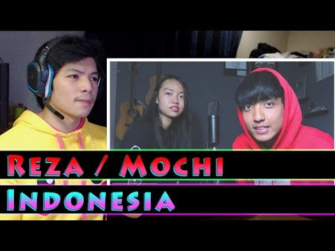 SING-OFF 2018 (Reach For The Stars - Via Vallen) REZA vs MOCHI ESKRIM - Reaction