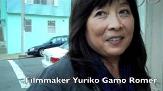 Shihan Keiko Fukuda, 10th Dan in Judo, at her Dojo in San Francisco, CA