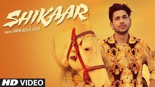 Shikaar (Full Song) Gavin Aujla, Heer | Prince Saggu | Kapil Rai | Latest Punjabi Songs 2019