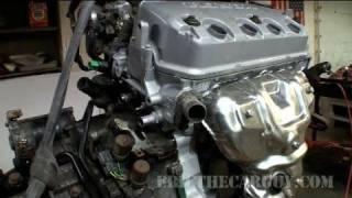 1998 Honda Civic Engine Part 2 - EricTheCarGuy