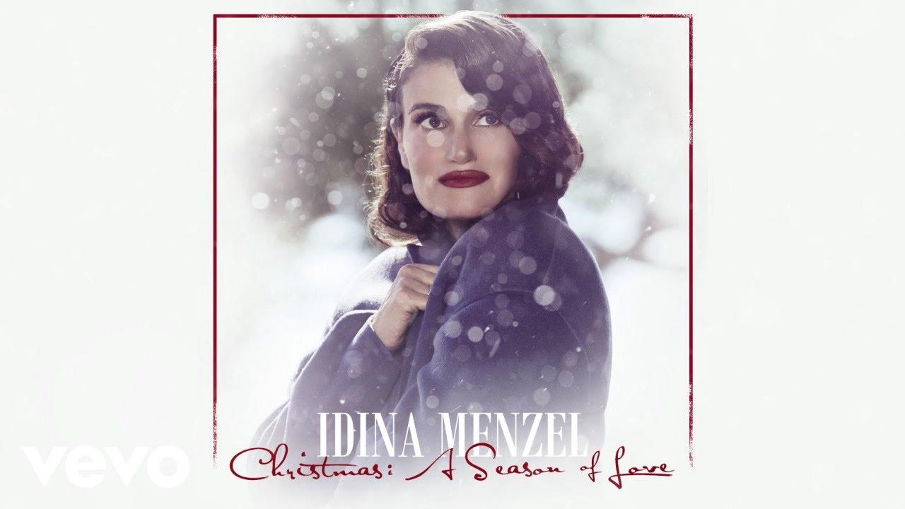 Idina Menzel - Winter Wonderland/Christmas (Baby Please Come Home) (Visualizer)