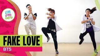 Fake Love by BTS | Live Love Party™ | Zumba® | Dance Fitness