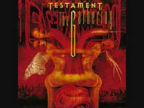 Testament - Down For Life