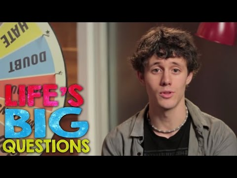 Kurt Hugo Schneider answers Life's BIG Questions!