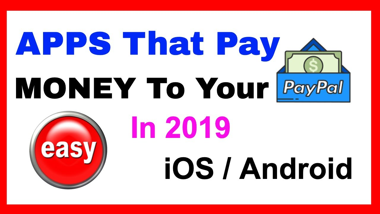 Paypal Money Apps