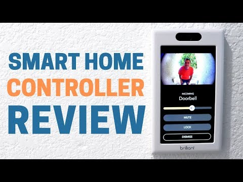 Brilliant Review: 7 Ways to Control Your Home with Brilliant