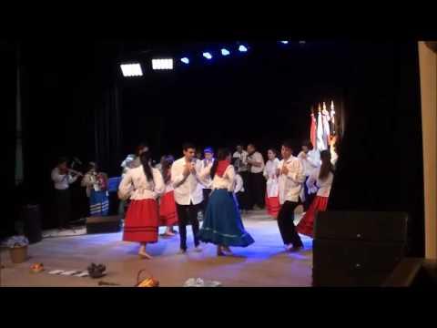 Danzas Azorianas por Casa de Azores de Uruguay.