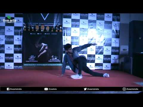 Sumit Indoria || 2nd Runner-Up || Senior Solo || Explore Your Motion || Live Arts India