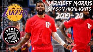 Markieff Morris 2019-20 Pistons Highlights | Lakers !