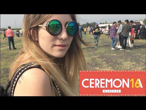 ACOMPÁÑAME A UN FESTIVAL DE MÚSICA (CEREMON16) - NATH CAMPOS