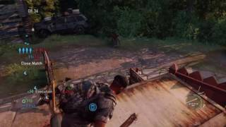 Dirty dangle-The Last of Us Remastered-
