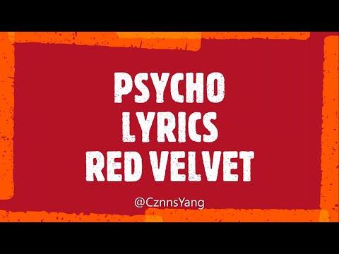 red-velvet-psycho-lyrics