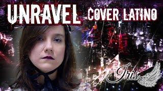 Unravel Cover Latino TV 東京喰種 Tokyo Ghoul Iris