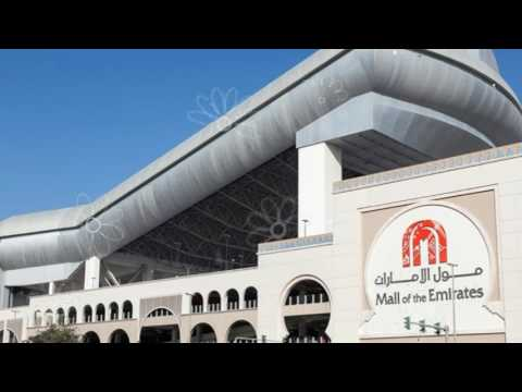 Mall of the emirates VIDEO