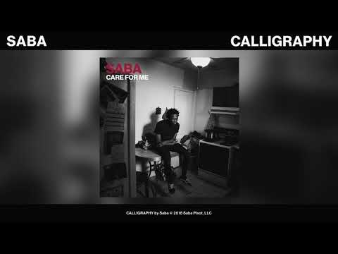 Saba - CALLIGRAPHY (Official Audio)