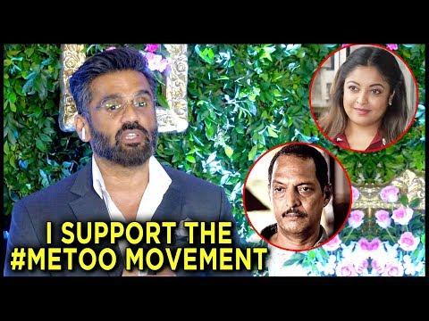 Suniel Shetty ANGRY Reaction On MeToo Movement | Tanushree Dutta, Nana Patekar, Sajid Khan