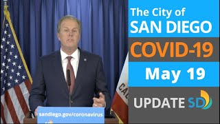 May 19, 2020 City of San Diego COVID-19 Update