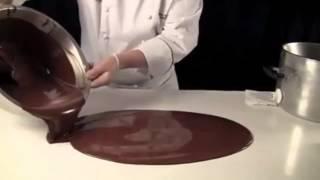 การผลิตช็อกโกแลต