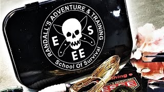 ESEE Altoids Survival Kit and 5 Changes I'd Make: Altoids Tin for Wilderness Emergency, Bug Out Bags