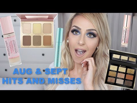 AUG & SEPT HITS AND MISSES thumbnail