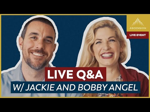 Ask Jackie and Bobby Angel LIVE!