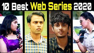 10 Best Web Series In Hindi 2020 ||  Romantic Comedy Web Series || Likehard Abhi