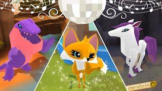 Animal Jam Play Wİld Dances with Fitting Music