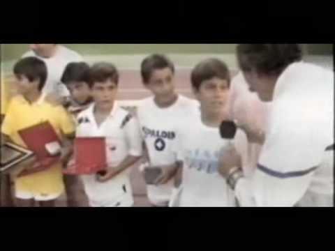 Enrique Iglesias - First interview