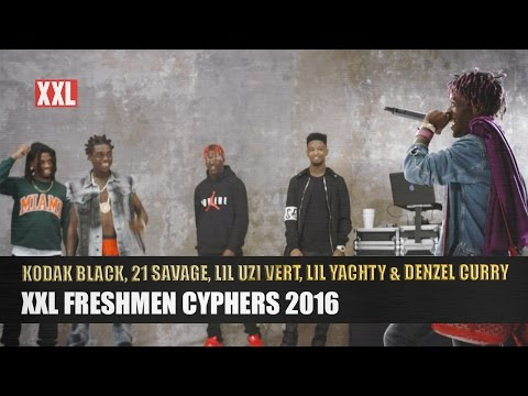 Download Youtube: Kodak Black, 21 Savage, Lil Uzi Vert, Lil Yachty & Denzel Curry's 2016 XXL Freshmen Cypher
