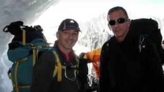 Mont blanc par les trois monts septembre 2007