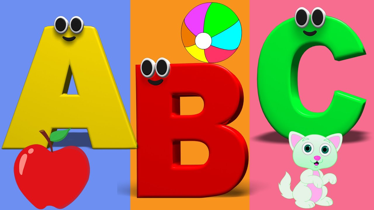 Phonics Letter Song From A To Z | The Big Phonics ABC Song And Video