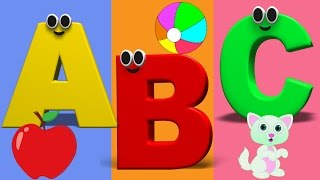Phonics Letter Song From A To Z   The Big Phonics ABC Song And Video