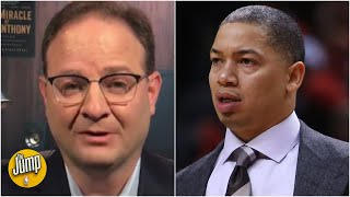 Woj on how Tyronn Lue became the next LA Clippers coach | The Jump