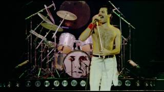 Queen Under Pressure First Time Ever Live High Definition