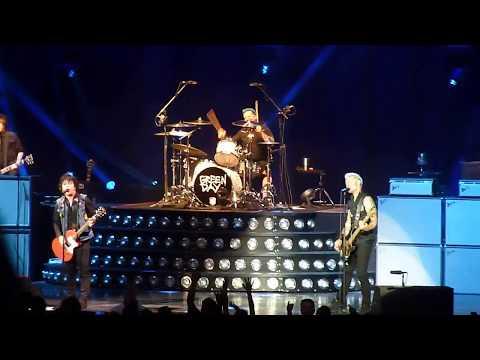 Green Day - Forever Now - Camden, NJ  8/31/17