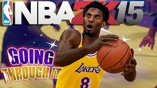 "NBA 2K15 All-Star Team Up - FROBE & Dwight Howard ""Going Through It"""