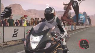 Suzuki Hayabusa Drag Race In Ride 2 For Ps4