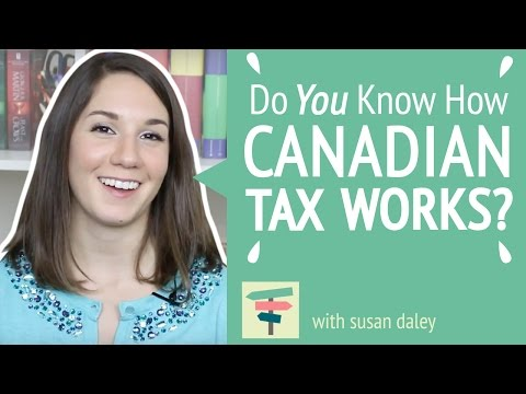 Do You Know How Canadian Tax Works? | Your Money, Your Choices