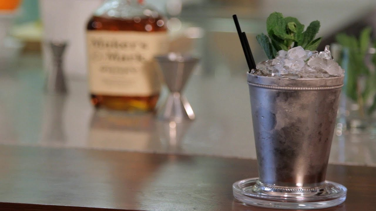 Here's the easiest mint julep recipe you can make at home for the ...