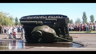 ДТП с военной техникой 2 часть