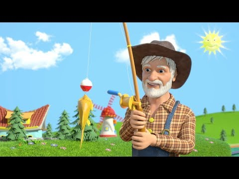 12345 Once I Caught a Fish A  Nursery Rhymes Songs For Kids  Cartoons  Little Treehouse