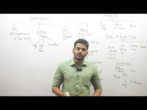 CA IPCC - Strategic Management Quick Revision by CA Harish Krishnan